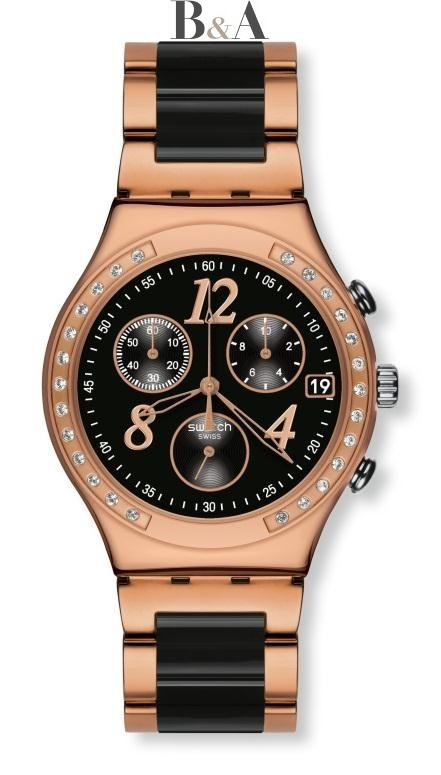 Swatch Irony Chrono Dreamnight Rose YCG404G