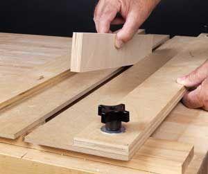 adjustable dado blade instructions