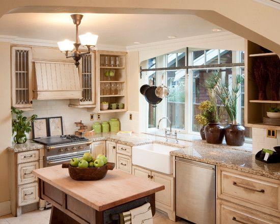 Small kitchen inspiration.