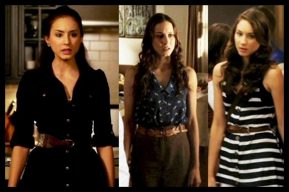 All Of Spencer Hastings Outfits | Spencer Hastings Pretty Little Liars Troian Bellisario Prep