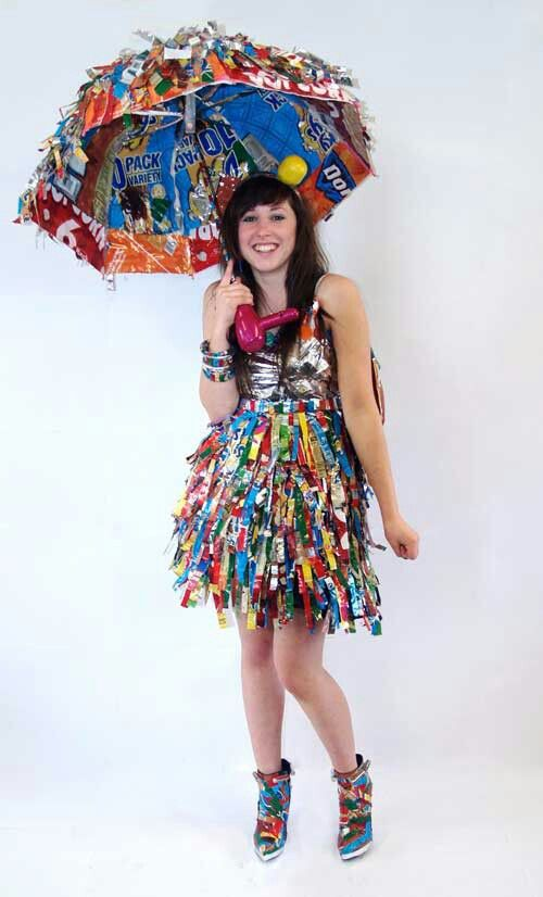 Recycle fashion