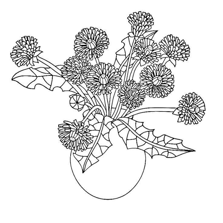 Pin by Emilia Kobeszko on 16 Embroidery flowers pattern