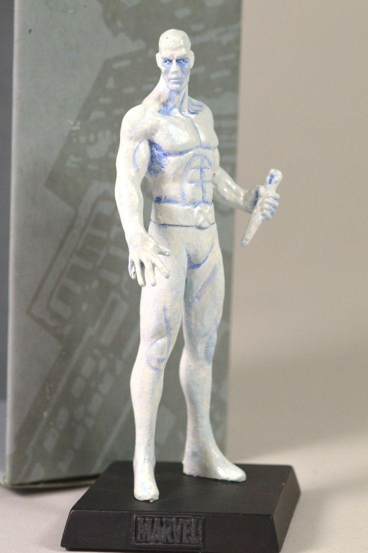 ICEBERG Figurine en plomb #MARVEL
