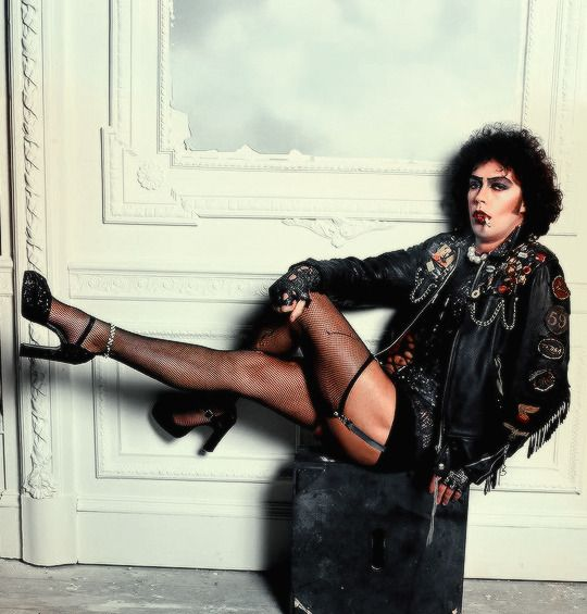 """vixensandmonsters: """"The Rocky Horror Picture Show (1975) """""""
