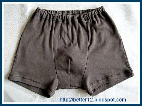 """Fantasía Textil y no sólo: Cobardes """"Boxers"""" para los hombres (Talleres y patrón)"""