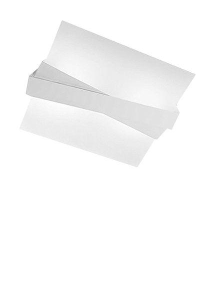 Linea Light Lampada Da Parete/Soffitto Zig Zag Bianco su Amazon BuyVIP