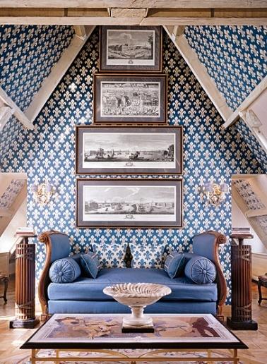 WALLS: Parisians Apartment, Attic Apartment, Wall Frames, Interiordesign Juan, Juan Pablo, White Bedrooms, Bedrooms Kids, Architecture Digest, Pablo Molyneux