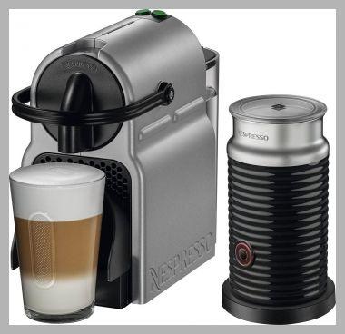 Nespresso - Inissia Espresso Maker - Silver - Price History