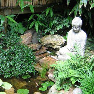 diseo de jardines estanques acuticos jardinera