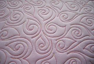 Sew-n-Sew Quilting: Starting with a Swirl