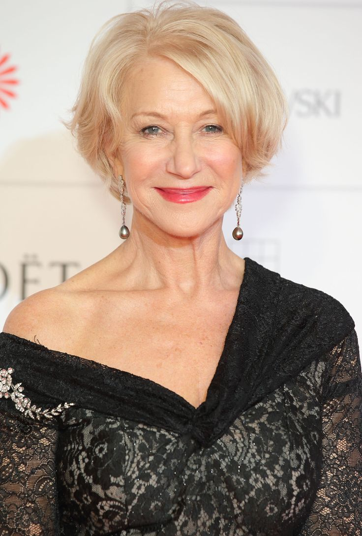 Age is just a number, right Helen Mirren? The Oscar-winning actress, 69, wowed on the red carpet at last night's Moet British Independent Film...