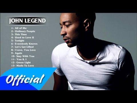Melhor de John Legend HD / HQ Mp3 -  /  Best of John Legend HD/HQ Mp3 -