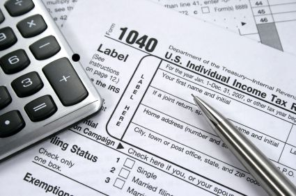 Joint Income Tax Return and Divorce