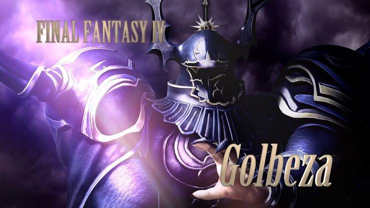 [video] Dissidia Final Fantasy NT - Golbez trailer