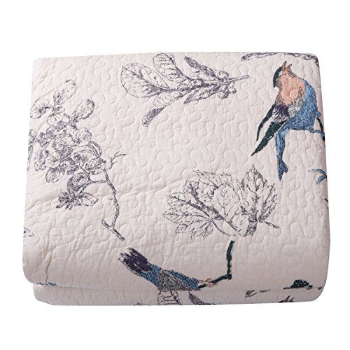 Best Comforter Sets Flying Birds Printing 3 Piece Cotton ... https://smile.amazon.com/dp/B01MUP030L/ref=cm_sw_r_pi_dp_x_1btGzbSKZN9RW