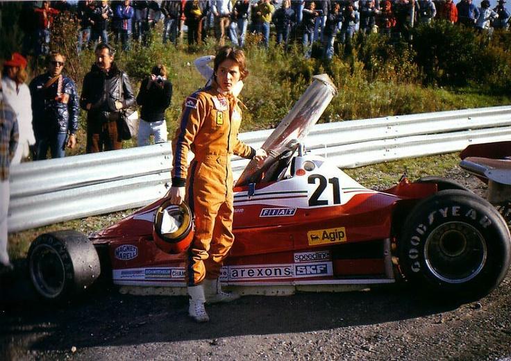 Gilles Villeneuve, 1978