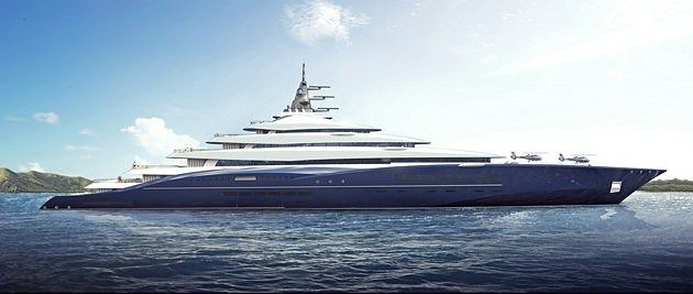The 20 Most Expensive Yachts In The World Super Yachts
