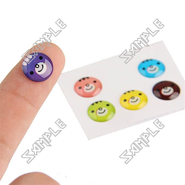 low price ipad: 12 x Round Self-Adhesive Home Button Sticker Personalized Button Cover for Apple iPhone iPad