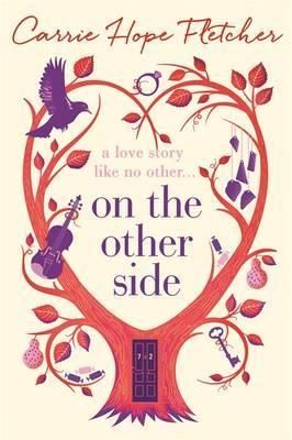 On the Other Side by Carrie Hope Fletcher.  Evie Snow is eighty-two when she quietly passes away in her sleep, surrounded by her children and grandchildren. It's the way most people wish to leave the world but when Evie reaches the door of her own private heaven, she finds that she's become her twenty-seven-year-old self and the door won't open. Evie's soul must be light enough to pass through so she needs to get rid of whatever is making her soul heavy.