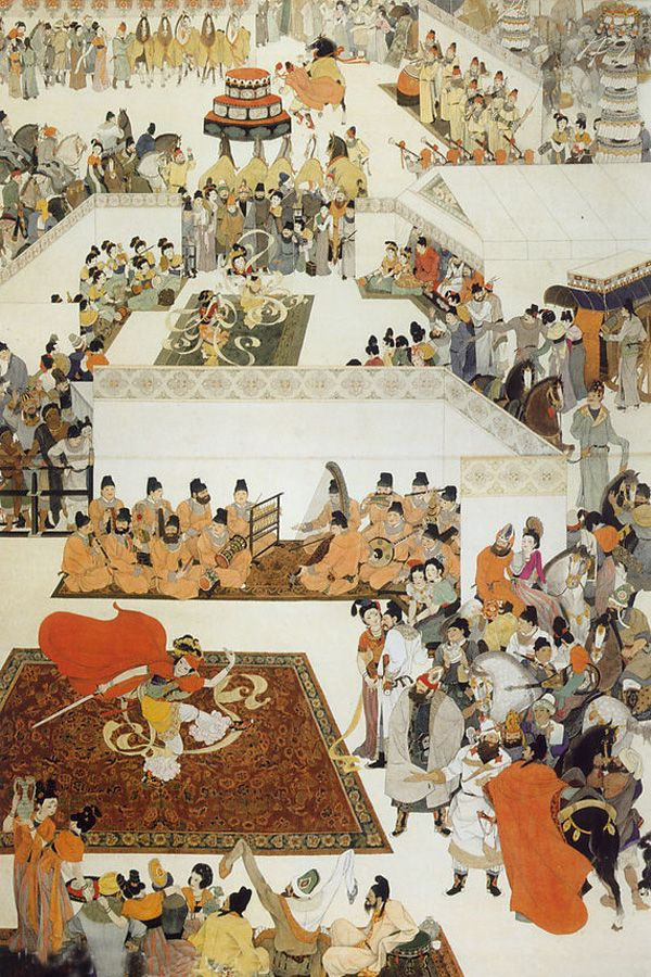 the history of imperial art in ancient china The arrival of the western nations, intent on trade, coincided with china's decline in the 19th and 20th centuries, a period that now looks like a very short blip in china's long history of.