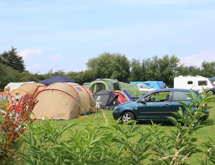 Diglea Caravan & Camping Park, Snettisham, Kings Lynn, Norfolk, UK, England. Campsite. Camping. Holiday. Travel. Accommodation. #AroundAboutBritain.