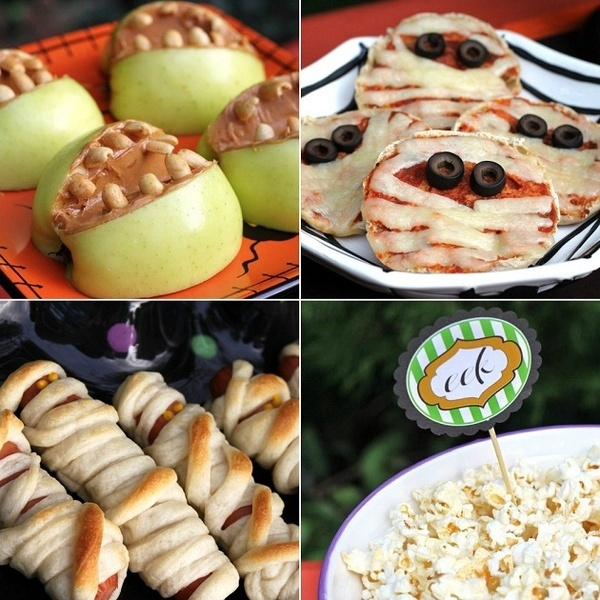 11 best Holloween birthday party images on Pinterest Birthday - halloween food ideas for party