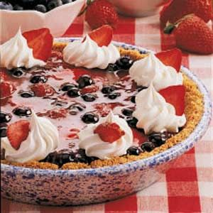 Summer+Berry+Pie-MY FAVORITE DESSERT, HAVE IT EVERY YEAR FOR MY BIRTHDAY! HEALTHY INDULGENCE!