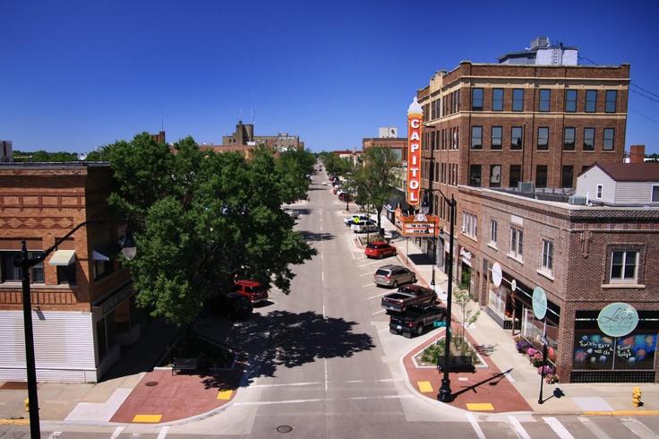 Downtown Aberdeen Sd Ping Pinterest South Dakota