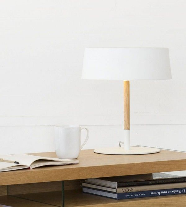 Soldes Hiver 2020 Maison Jardin Les Meilleures Offres Lampes De Table Lampe De Table Blanche Et Meuble Habitat