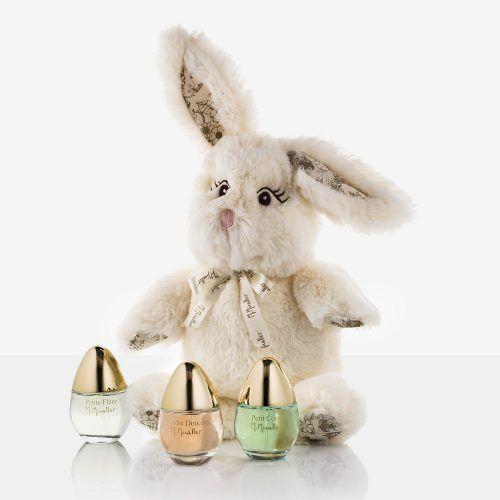 M. Micallef |  Baby's Collection, linia trzech lekkich, subtelnych zapachów w formie wód bezalkoholowych, idealnych dla delikatnych dziecięcych nosków.