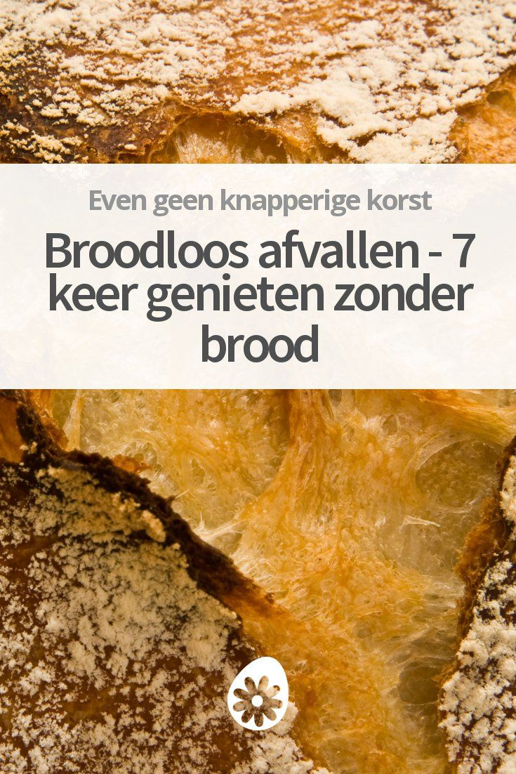 Broodloos. Het is de gezondheidshype van het jaar. Zonder brood vallen we sneller af. En dat is fijn. Maar we houden zo van brood! Hoe gaan we dat oplossen? Laat ons helpen met deze tips.