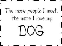 love my dogs