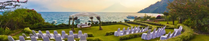 A dream come true in Hotel Atitlán!