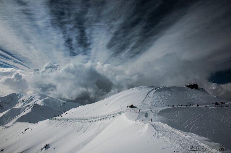 W Tatrach zima w pełni, na Kasprowym dwa metry śniegu! (aktualne zdjęcia)