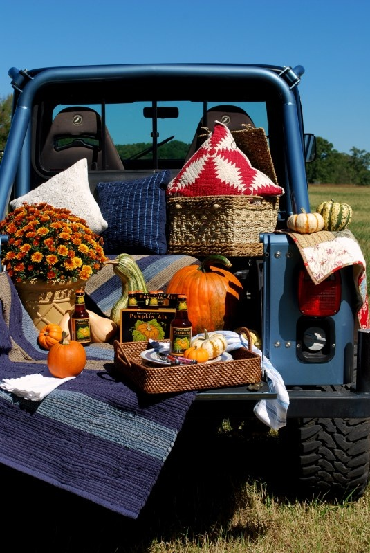 Pumpkin TailgateTailgating Picnics, Company Picnics, Summer Picnics, Fall Tailgating, Football Tailgating, Autumn Style, Picnics Baskets, Tailgating Parties, Fall Picnics