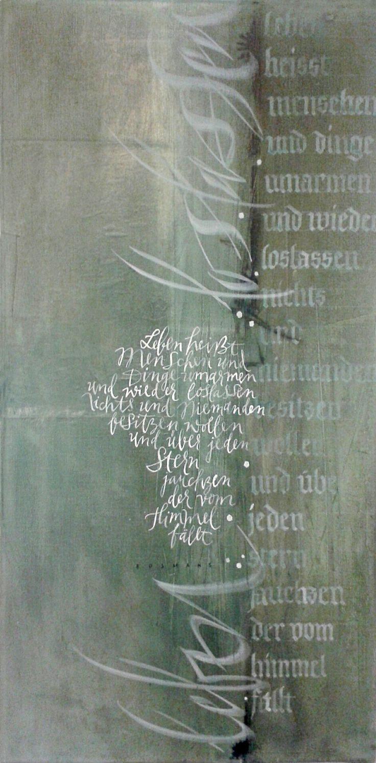 Galerie - Jasna Wittmann - Design und Kalligrafie