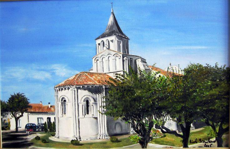 Eglise de Bords