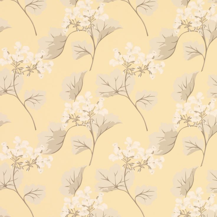 Millwood Camomile Wallpaper Creating a feeling of subtle French country easy living using a palette of camomile yellow, truffle and linen shades, this printed washable wallpaper is suitable for all interiors including well ventilated kitchens and bathrooms. Laura Ashley. Bella's room. £25.20 per roll was £36.00