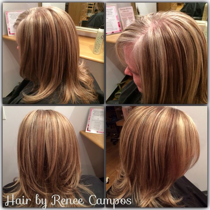 hair styled grey blending with a highlight lowlight hair 7983