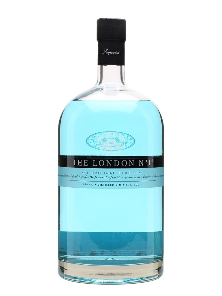 The London No.1 Original Blue Gin / Large Bottle