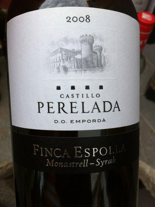 Emporda - Monastrell Syrah - Castillo Peralada - 2008