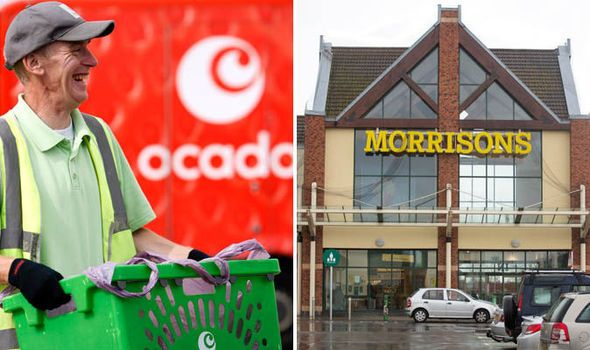 Morrisons to expand home delivery service nationwide in new deal with Ocado