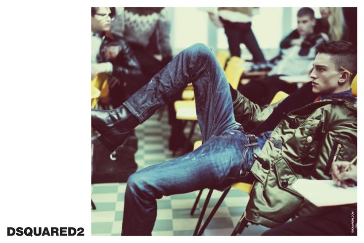 Unitstyle for DSquared2