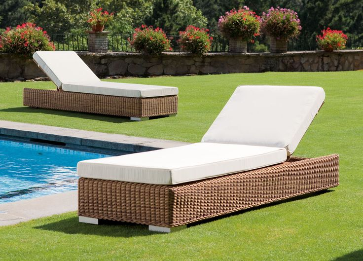 The Chelsea Sun Lounger Is Part Of Our High Quality Modern Garden Furniture  Collection From Spanish Company Point, U0026 Is Made From Their Exclusive  Synthetic ...