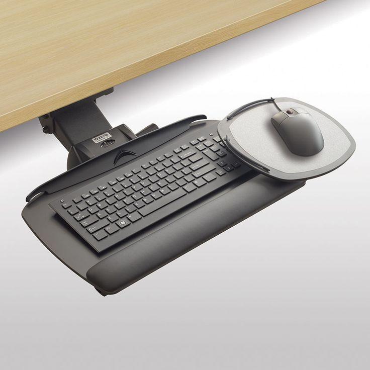 Workrite Ergonomics - Revo Keyboard Platform