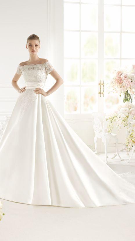 PASHENKA | Bridal Gowns | 2015 Collection | Avenue Diagonal