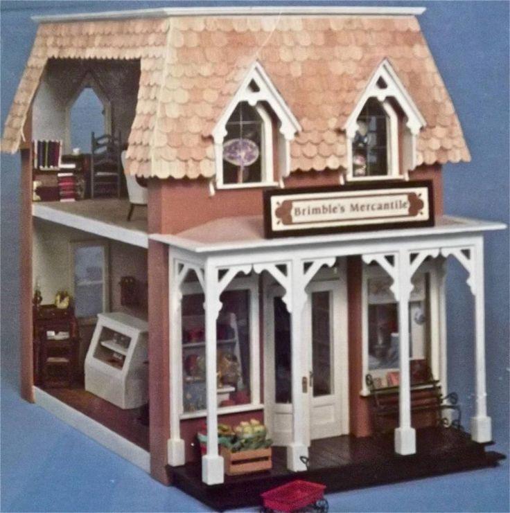 Best 20+ Wooden Dollhouse Kits Ideas On Pinterest