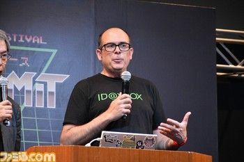 IDXboxディレクタークリスチャーラ氏が語るIDXboxは日本のインディーゲームデベロッパーが世界に出る大きなチャンスBitSummit 4th