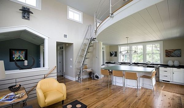 how to build a mezzanine floor in your home