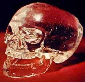 Revelando enigmas: Ooparts: Cráneo de cristal